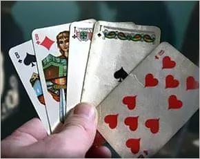 Карточный долг толкнул псковича на кражу в Брянске