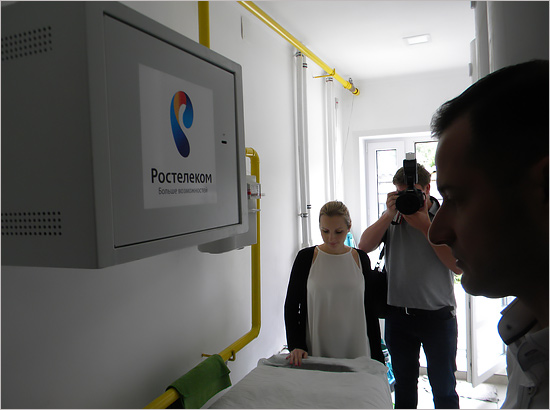 Пензенский «Дом Вероники»: активная жизнь для колясочников и социальный проект «Ростелекома»