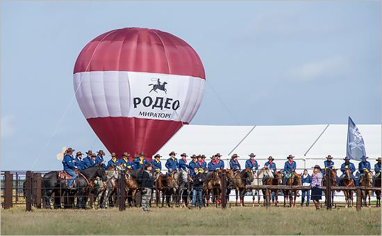 «Русское Родео-2017»: всероссийский праздник мясного скотоводства и победа климовских ковбоев
