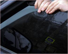 За «тонировку» в Брянске наказана дюжина водителей за одни сутки