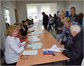 Члены избирательных комиссий заявляют, что на выборах им работалось «легко и приятно»