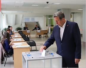 Любой житель страны обязан принимать участие в выборах – Попков