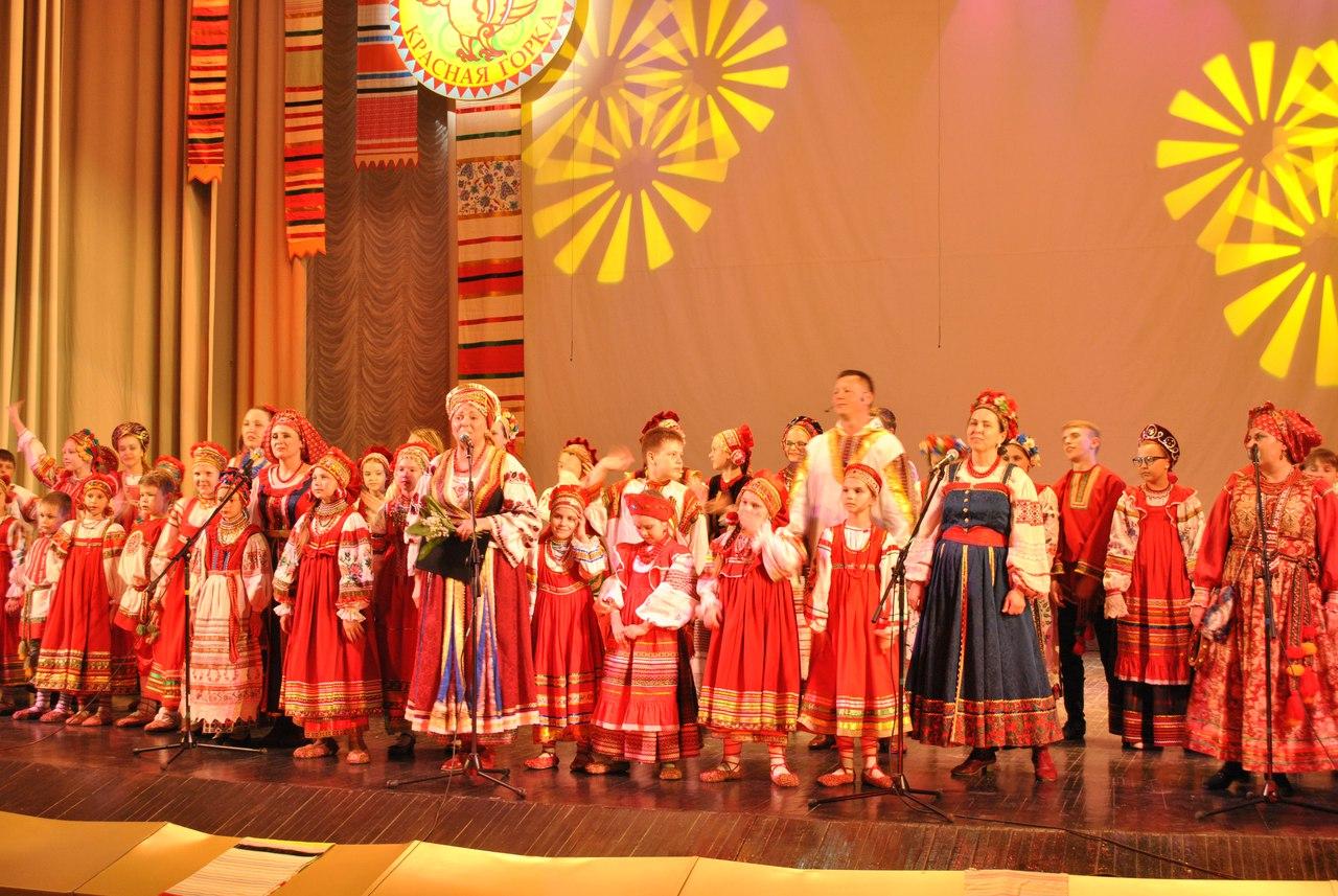 «Фестивальная Брянщина» в течение года возрождала брянский фольклор