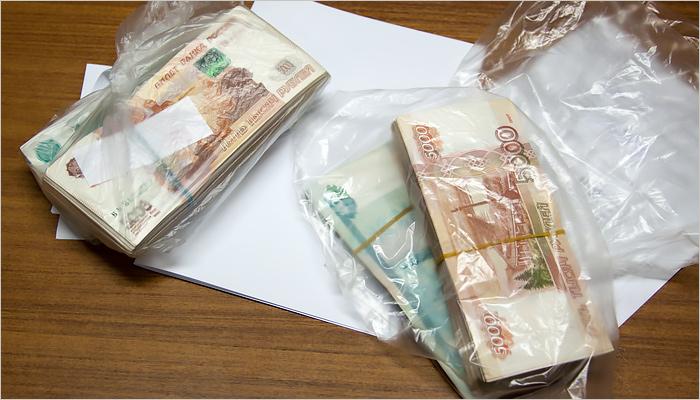 Два украинца утаили отбрянских пограничников неменее 2,5 млн руб.