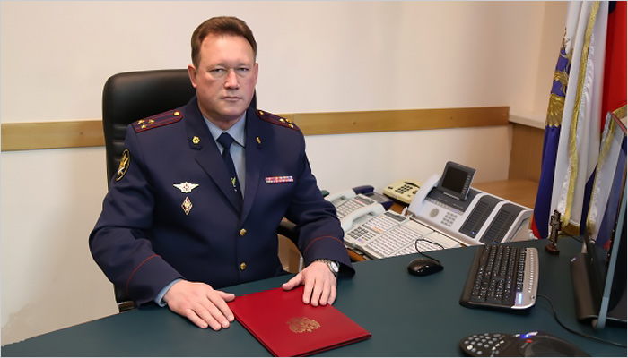 Начальника брянского УФСИН перевели работать вОренбургскую область