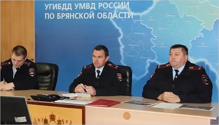 ВБрянске схвачен заместитель начальника управления ГИБДД