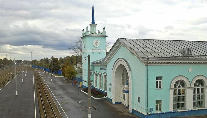 Железнодорожный переезд наПочтовой вБрянске закроют нанеделю