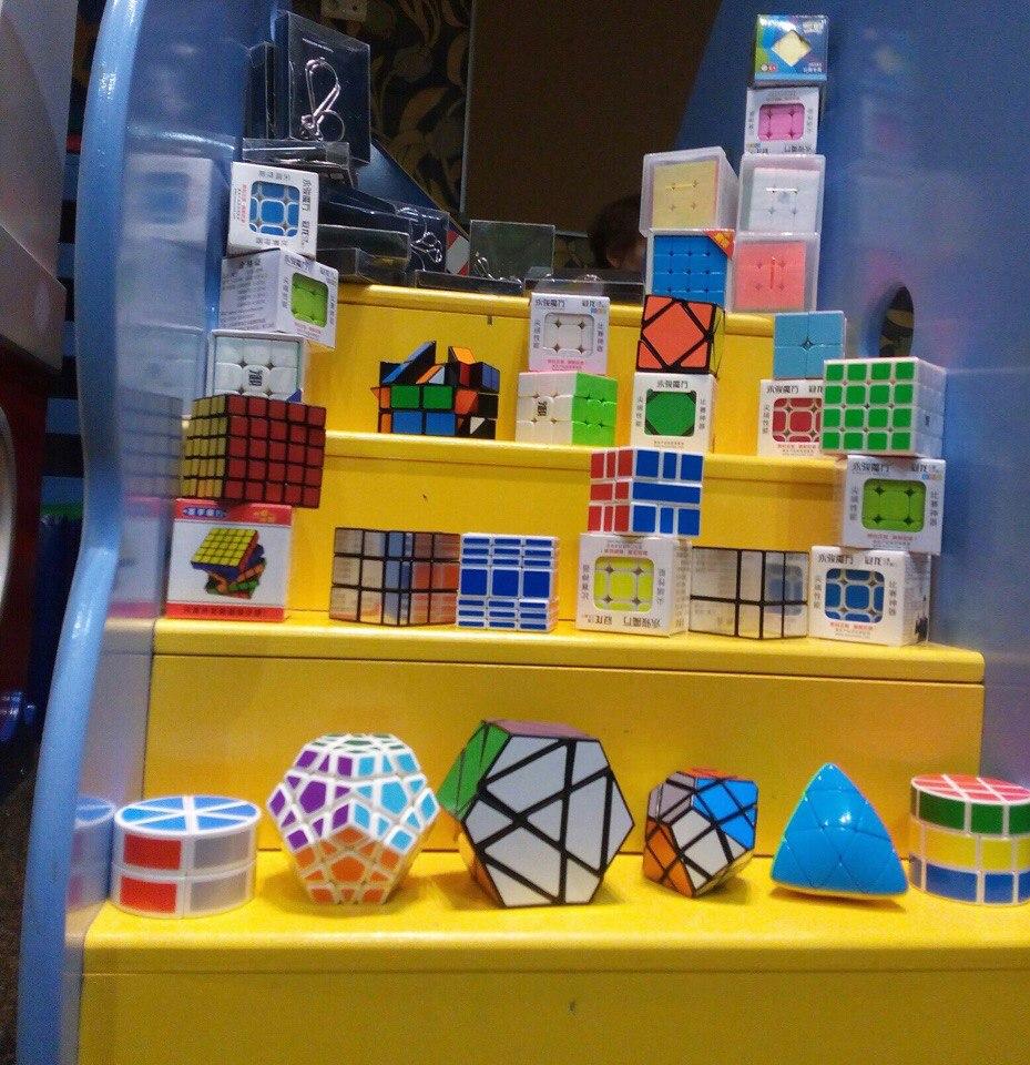 В Новозыбкове пройдут дружеские соревнования по сборке кубика Рубика