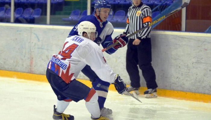ВТвери хоккейный «Брянск» и здешние  «Тверичи» распределили  очки