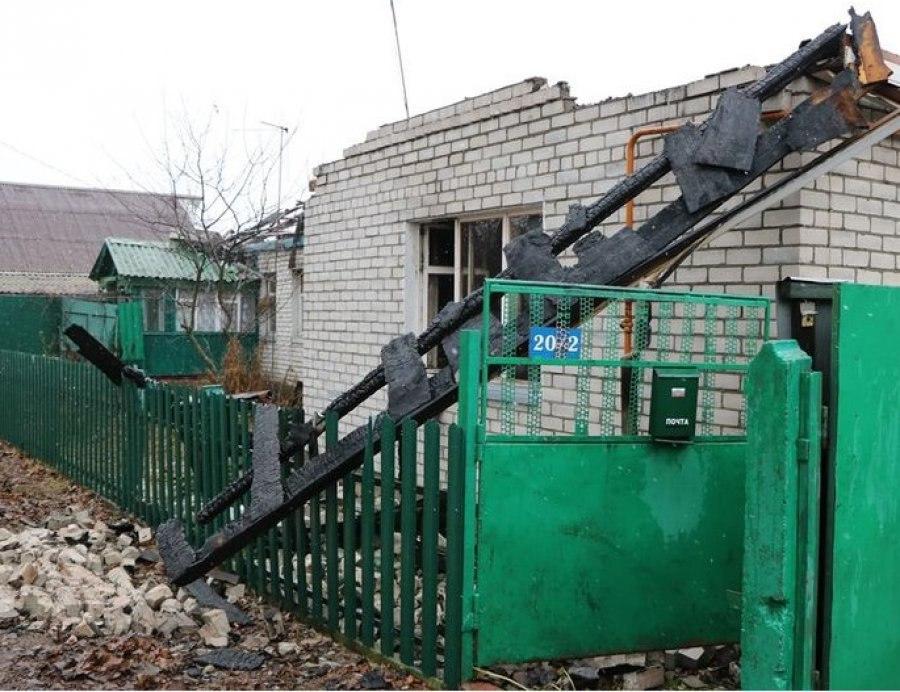 Семья ветерана Великой Отечественной осталась без крыши над головой