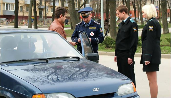 НаБрянщине водительских прав лишили неменее 1800 должников