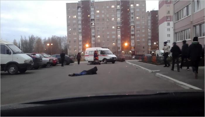 ВБрянске произошла стрельба: один человек умер, еще один ранен