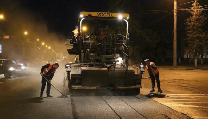 Власти Брянска отчитались обуспехах встроительстве дорог