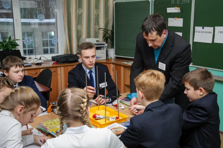 В Брянске выбрали претендентов на звание «Учитель года 2018»