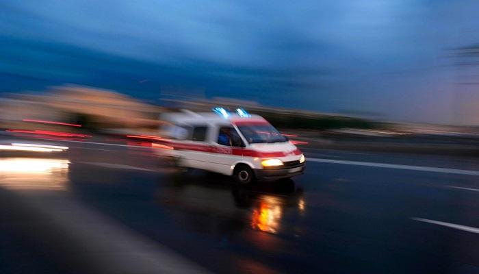 Набрянской трассе лоб влоб столкнулись два «Фольксвагена»