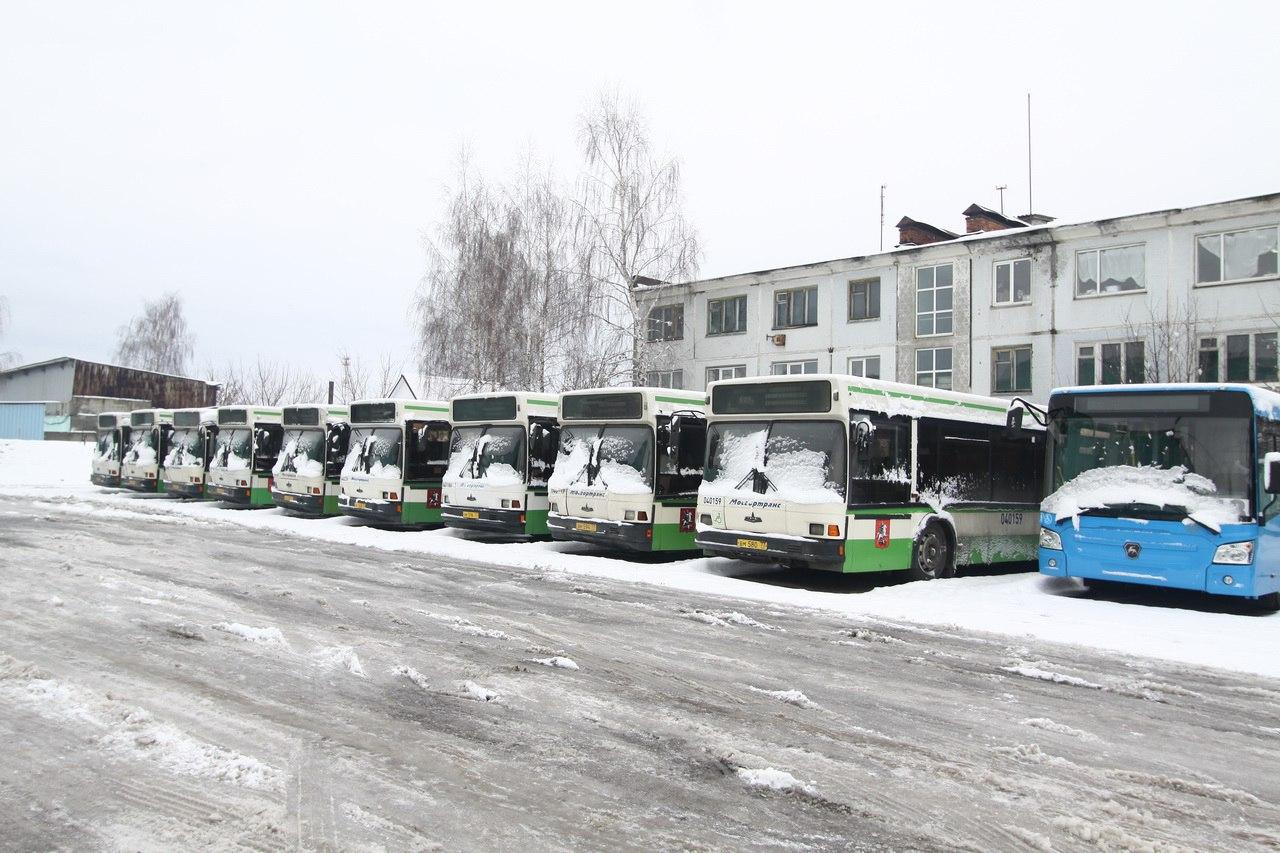 ВБрянск доставили 20 новых автобусов «ЛиАЗ» за142 млн