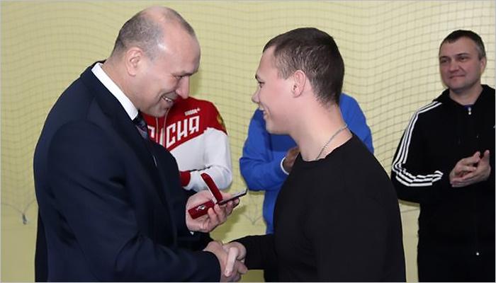 Брянские паралимпийцы официально стали Заслуженными мастерами спорта