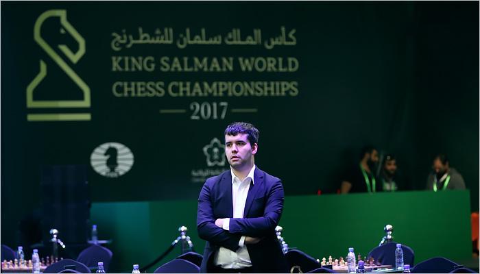 Федосеев — второй после первого дня ЧМ по быстрым шахматам, Карякин — 100-й
