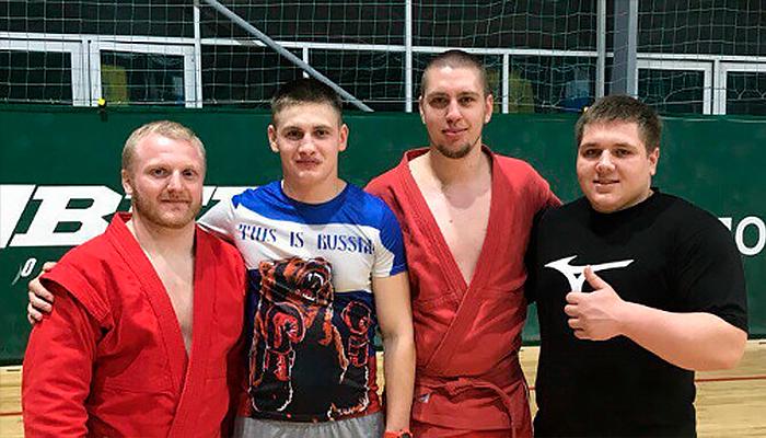 Брянские спортсмены привезли 4 медали счемпионата ЦФО Российской Федерации посамбо