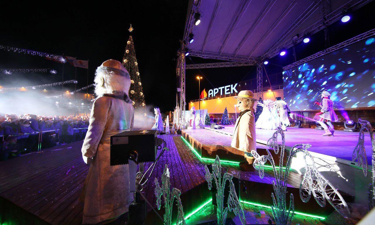 Самые умные дети из Брянской области отдыхают на новогодней смене в «Артеке»