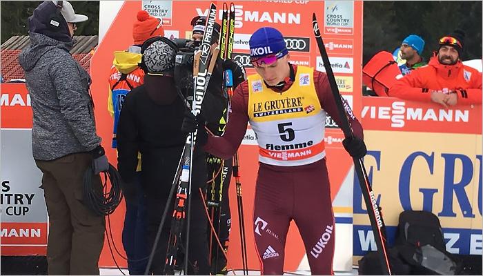 Швейцарский лыжник Колонья в 4-й раз одержал победу многодневку «Тур деСки»