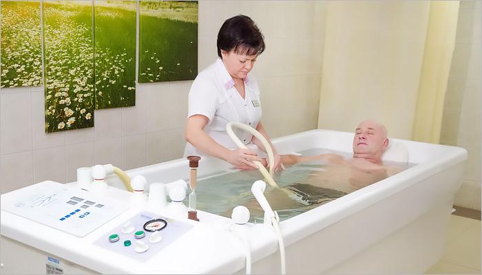 Насанаторно-курортное лечение Брянщина получит 41 млн руб.