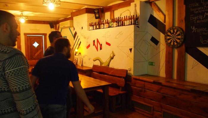 """Дартс в баре: в """"мужской день"""" в Брянске прошла «Мужская спартакиада»"""