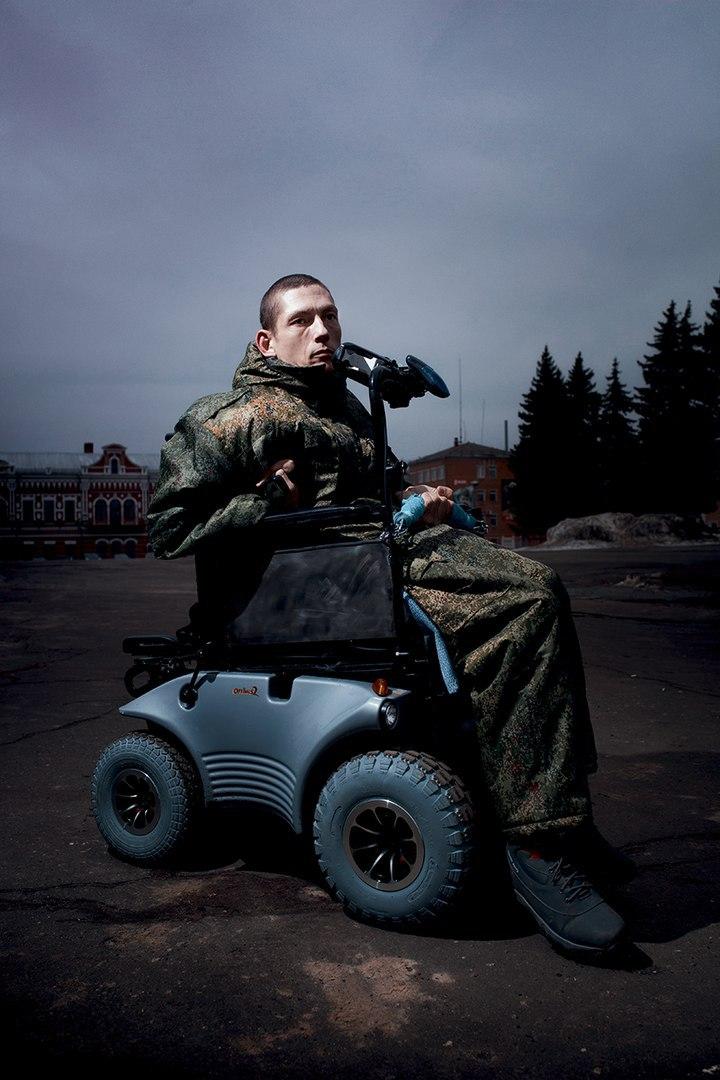 Новозыбковский инвалид хочет ходить и ищет аккумуляторы
