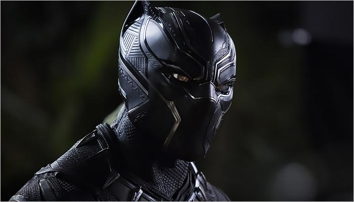 Кинокартина «Черная пантера» лидирует в русском прокате