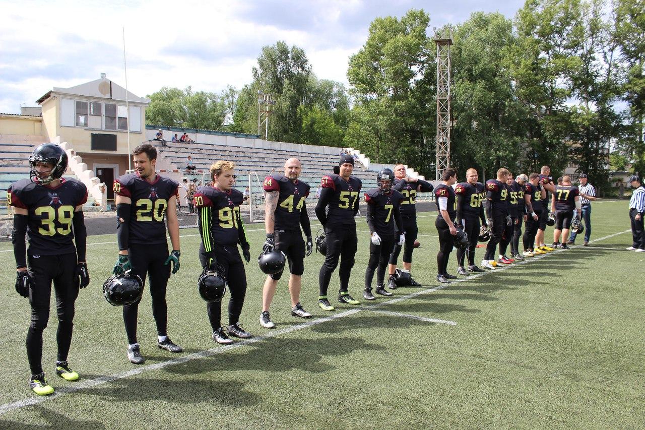 «Время чего?!!» – «Игры!!!»: Дмитрий Амелькин о том, как брянские «Разбойники» играют в американский футбол