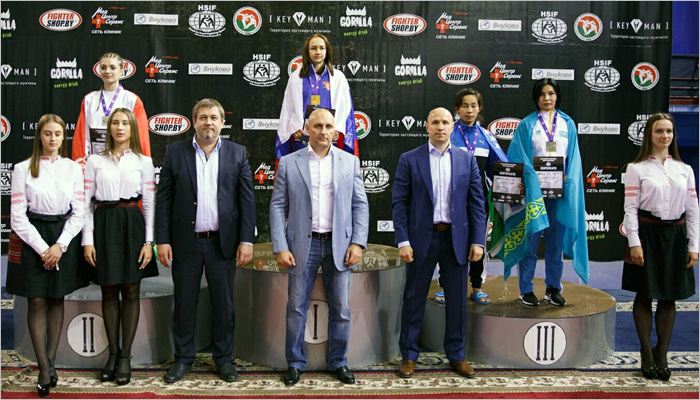 Брянские спортсменки стали чемпионками Европы по рукопашному бою