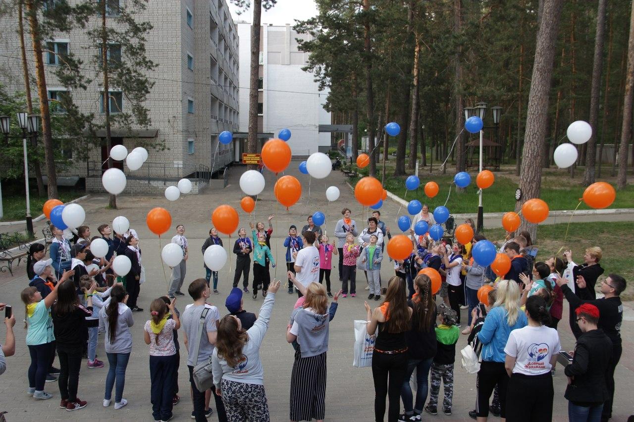 В Жуковском санатории прошёл спортивный фестиваль для детей, победивших рак