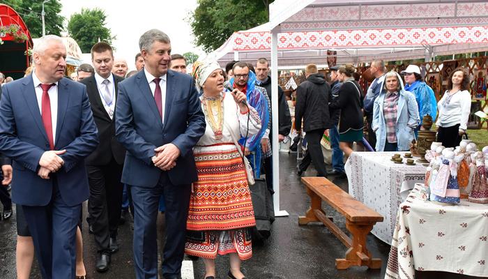 Участники «Славянского единства-2018» заверили друг друга в вечной дружбе