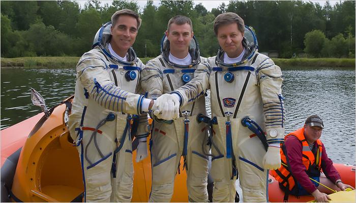 Третья попытка: Андрей Бабкин готовится к полёту на МКС в составе основного экипажа
