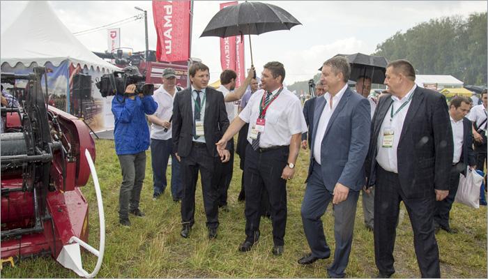 «День брянского поля-2018» принёс «Брянсксельмашу» больше десятка выгодных контрактов