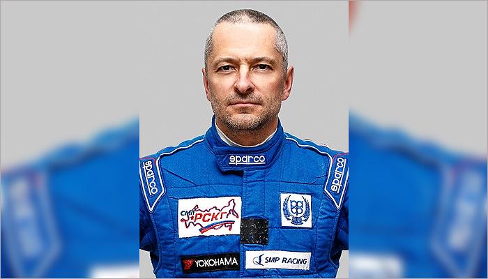 Брянский автогонщик Сергей Дребенец стал 15-м на Moscow Raceway