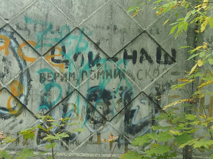 Брянская стена Цоя — «невидимые миру слёзы» на окраине Клинцов