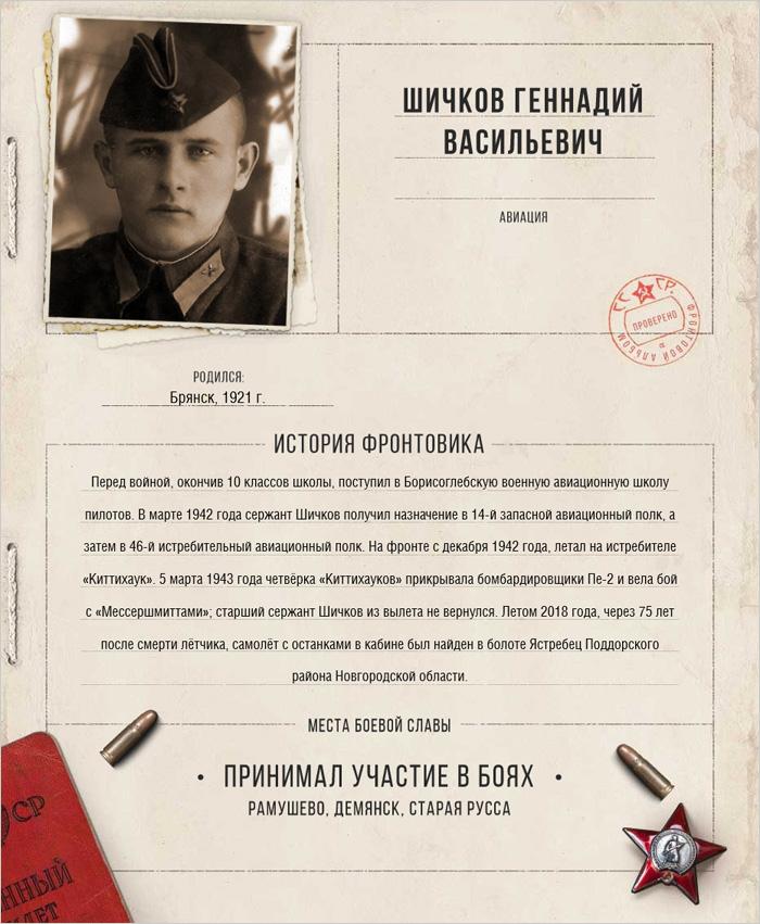 Бежицкий лётчик вернулся с войны домой из Новгородской области