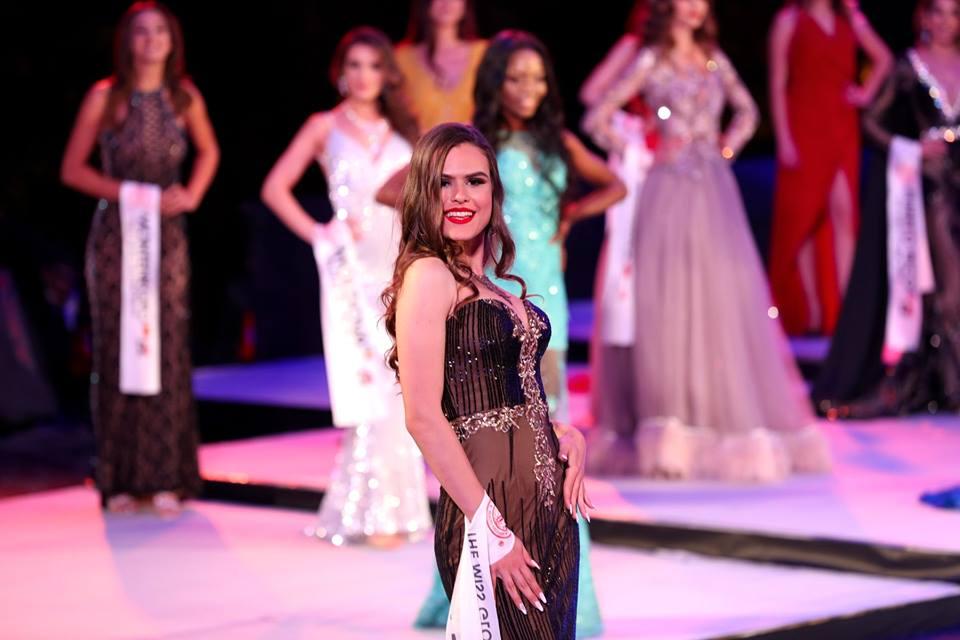 Брянская модель получила премию международного конкурса красоты