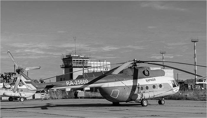 Базировавшийся в Брянске вертолёт разбился в Тверской области: один погибший, трое раненых