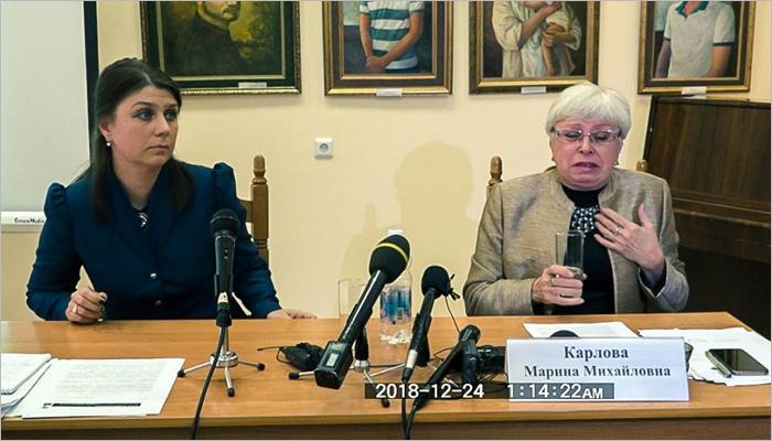 В борьбе за власть в Брянской области не жалеют ни женщин, ни детей