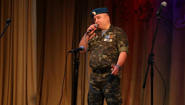 В Брянске открылся фестиваль солдатской песни «Сюда нас память позвала»
