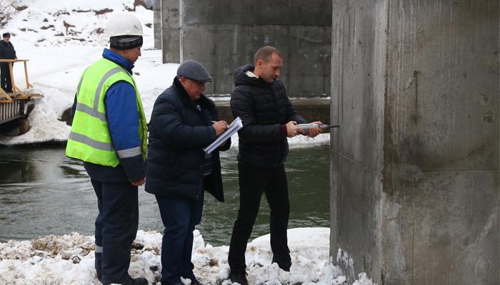 В Брянск едут первые шесть балок для второй очереди Первомайского моста