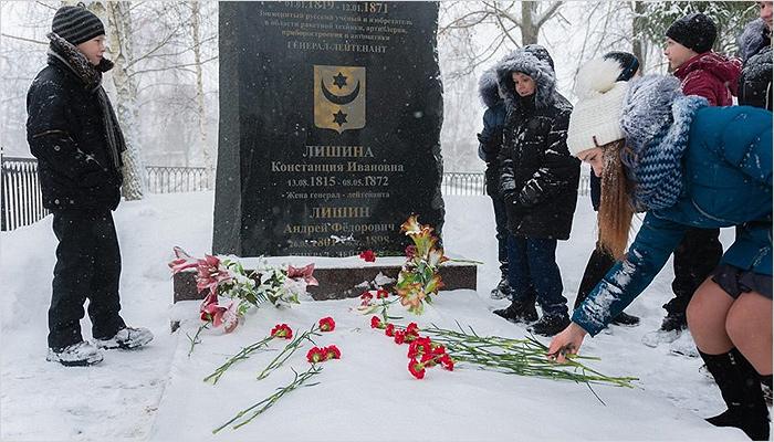 В Сураже вспомнили своего великого земляка — первого ракетчика Российской империи