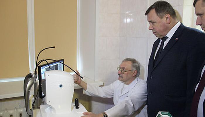 Областная детская поликлиника в Брянске обновила интерьер и обзавелась высокоточным оборудованием