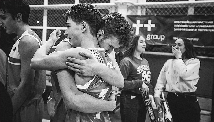 Победителями брянского этапа ШБЛ «КЭС-Баскет» стали ученики 8-й и 25-й школ областного центра
