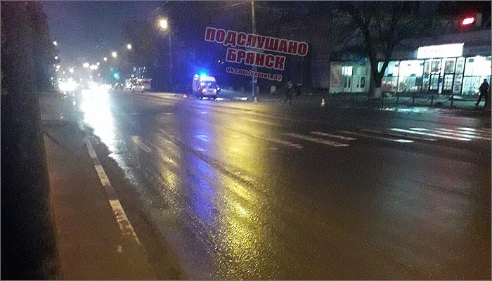 Брянск: очевидцы сообщают о погибшем у завода «Кремний» пешеходе