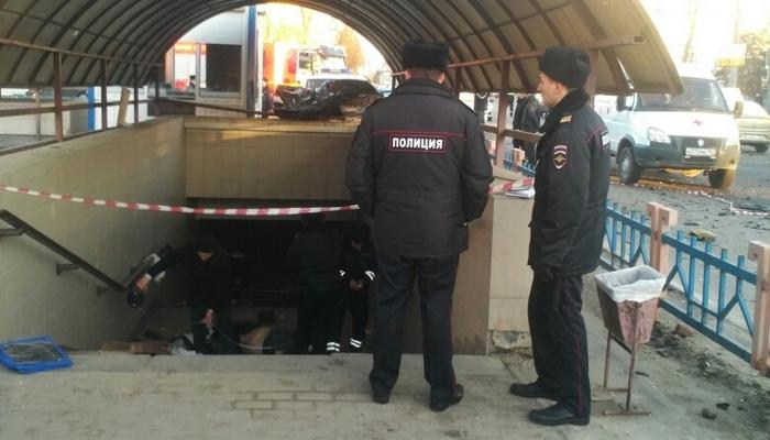 В Брянске у автовокзала произошло лобовое столкновение с человеческими жертвами
