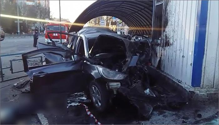 Официально подтверждена смерть четырёх человек в утреннем ДТП в Брянске