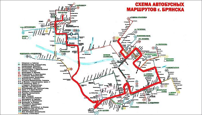 Брянские транспортники запускают «ради эксперимента» «экскурсионный маршрут»